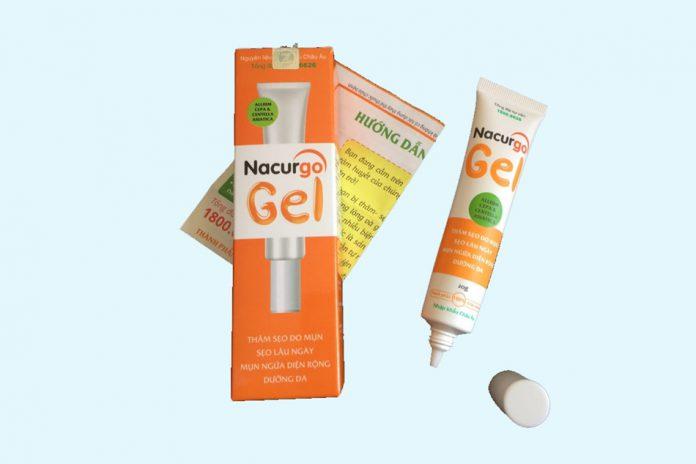 Nacurgo dùng để điều trị các trường hợp như viêm nang lông, sẹo, mụn thâm