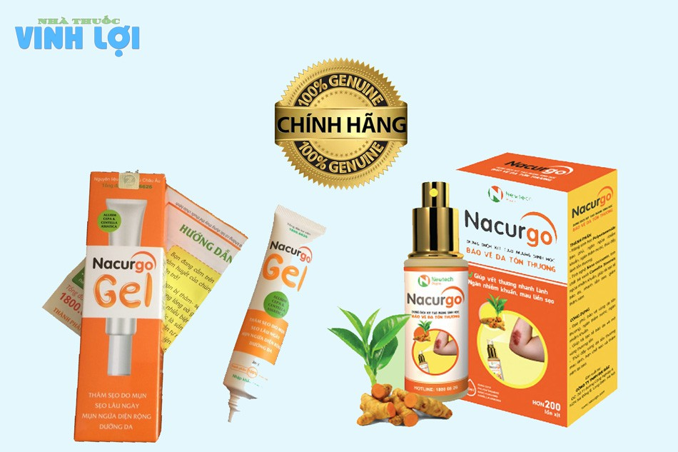 Nacurgo được các cơ quan có thẩm quyền đánh giá là sản phẩm an toàn và có hiệu quả