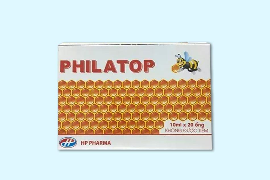 Philatop con ong
