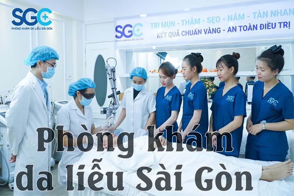 Phòng Khám Da Liễu Sài Gòn