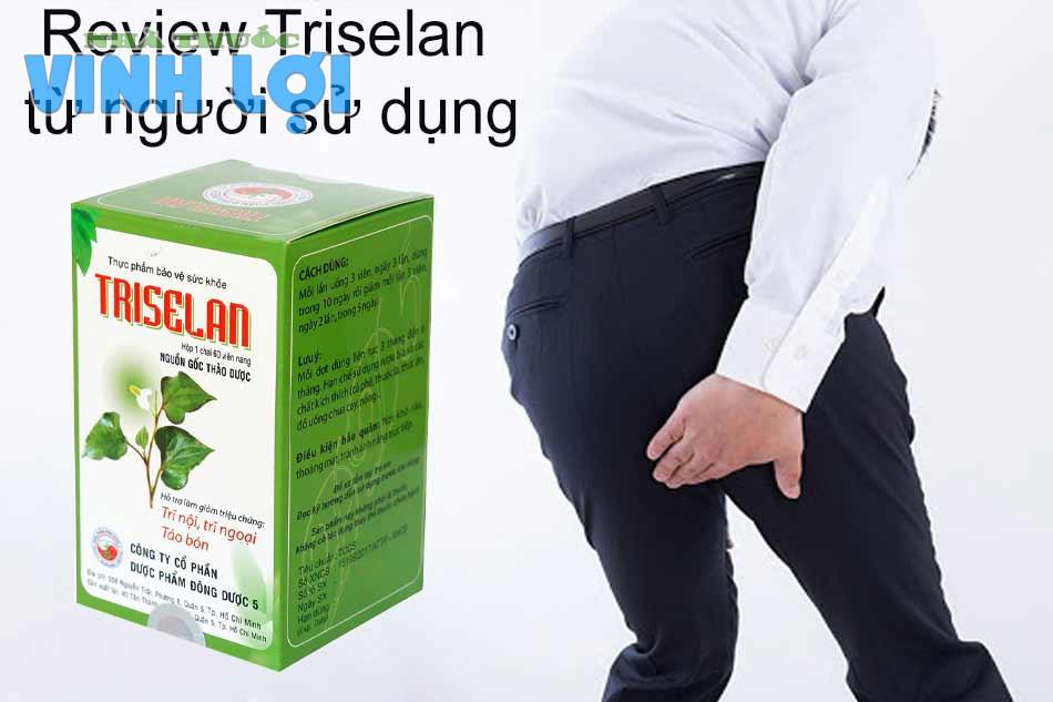 Review Triselan từ người sử dụng