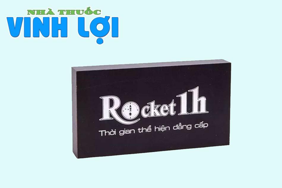 Thuốc tăng cường sinh lý Rocket 1H