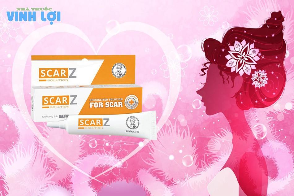 Sản phẩm Scarz đem lại cho người sử dụng khả năng làm phẳng, làm mờ sẹo và đều màu da