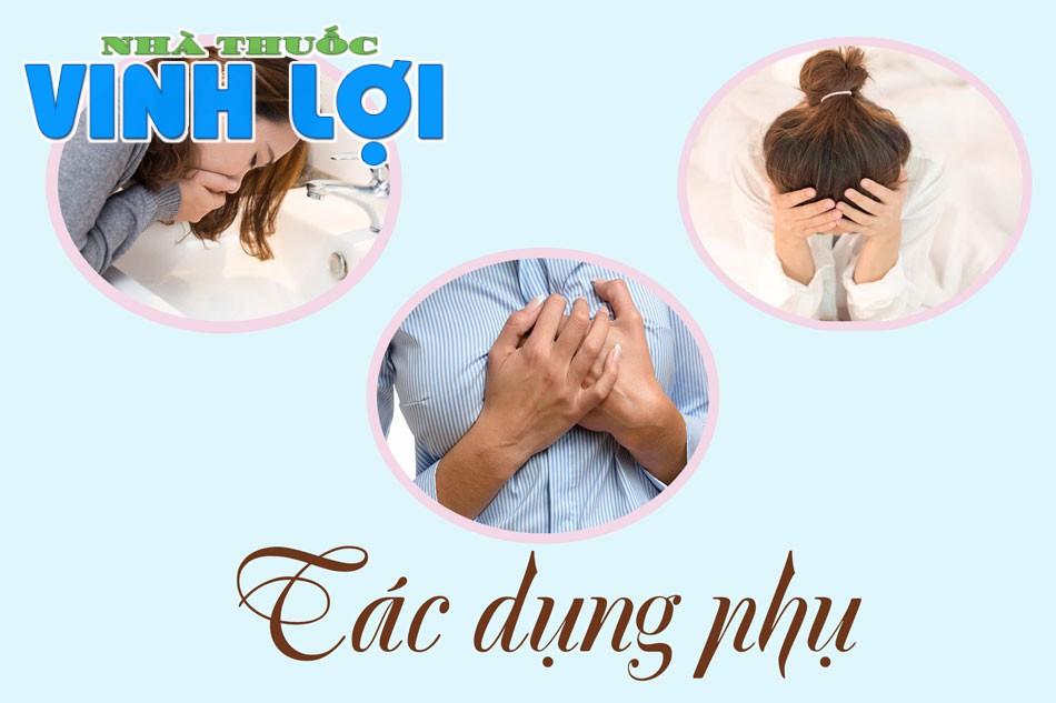 Tác dụng phụ của miếng dán tránh thai Evra