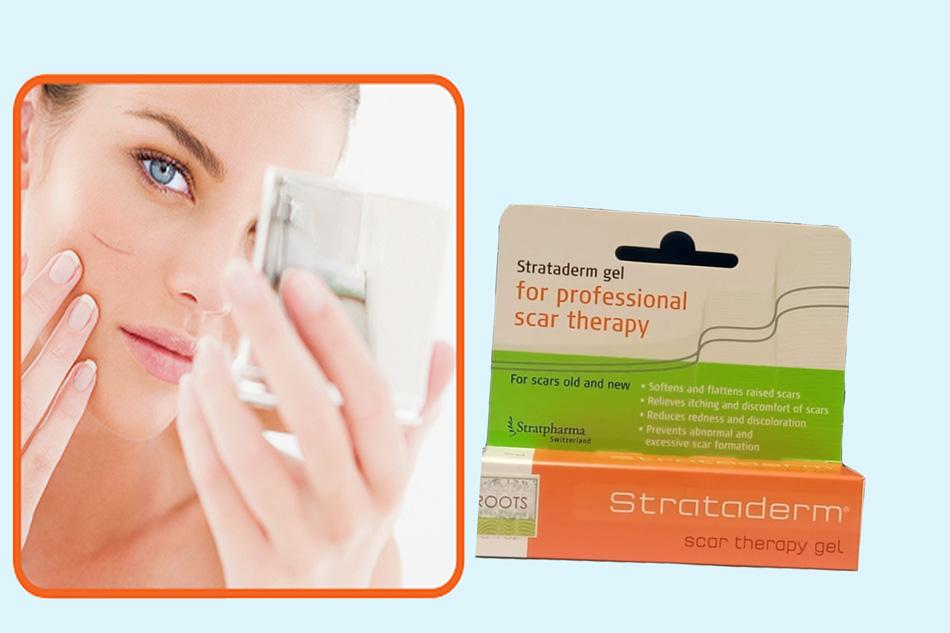 CTác dụng phụ của thuốc trị sẹo Strataderm