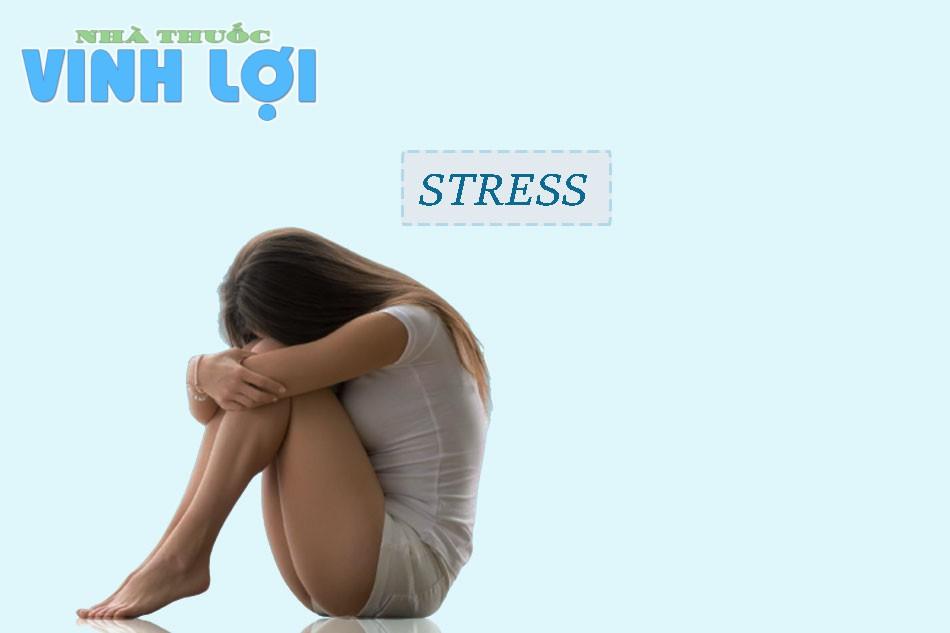 Thần kinh rơi vào trạng thái căng thẳng