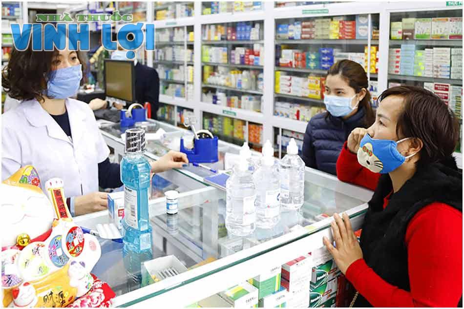 Thuốc Aescin chính hãng mua ở đâu tại Hà Nội, TpHCM?