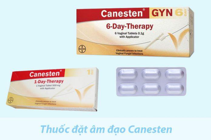 Thuốc Canesten