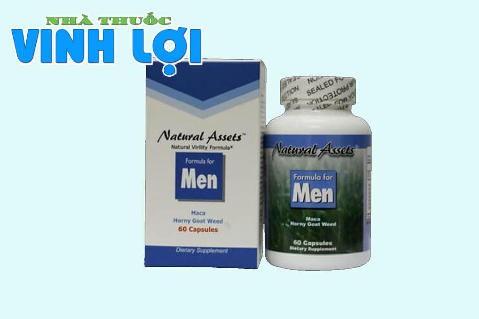 Thuốc tăng cường sinh lực đàn ông Formula For Men