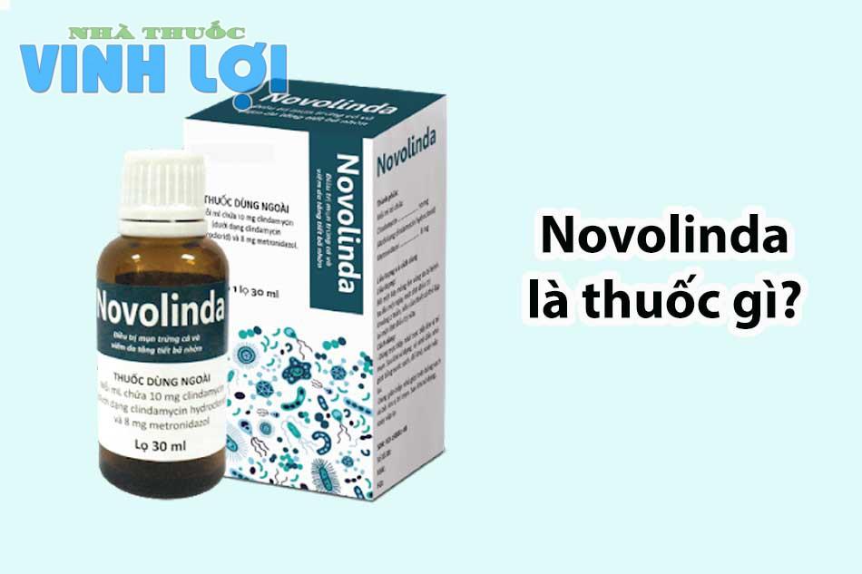 Novolinda là thuốc gì?