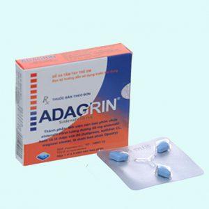 Thuốc trị yếu sinh lý Việt Nam Adagrin