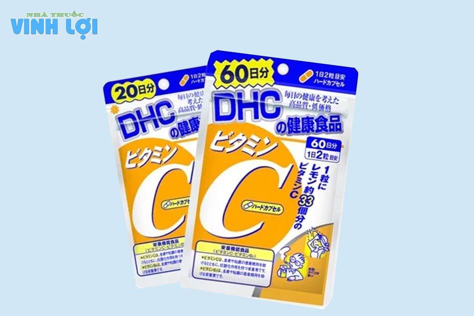 Tăng vòng một với DHC Nhật Bản