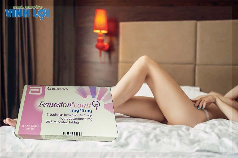 Thuốc làm tăng ham muốn cho phụ nữ Femoston