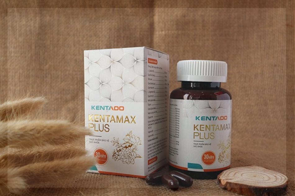 Thuốc uống tăng cân Kentamax Plus