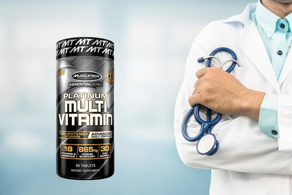 Vitamin Tăng cân Multi Vitamin
