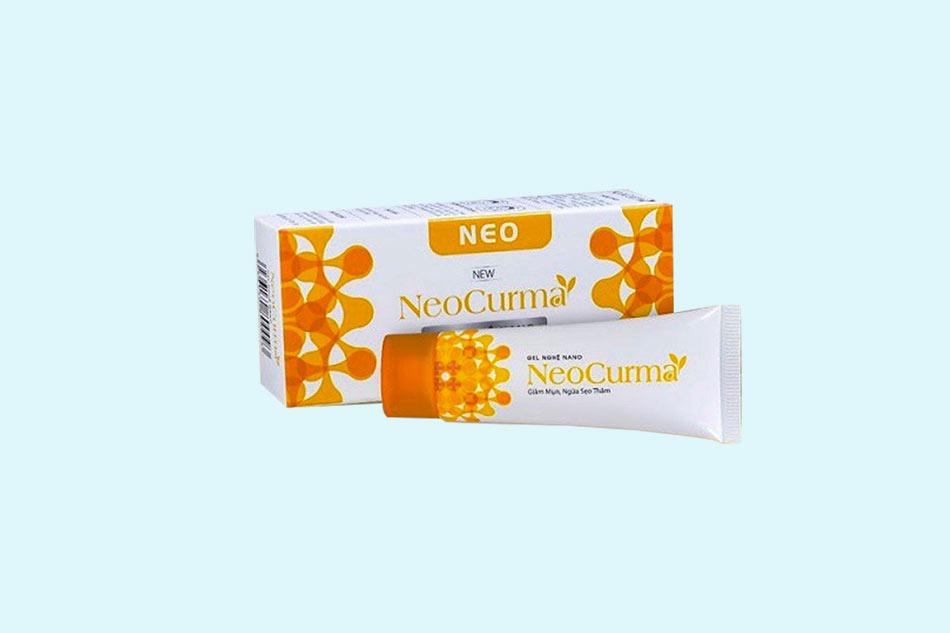 Cách dùng gel trị mụn thâm Neocurma