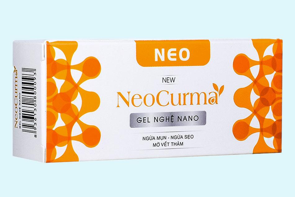 Thành phần của Neocurma 20g