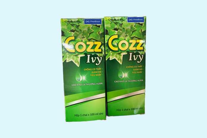 Siro ho Cozz Ivy