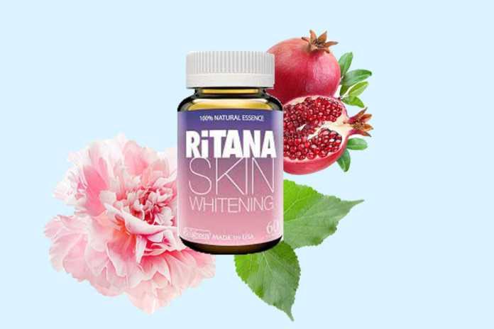 Viên uống trắng da Ritana
