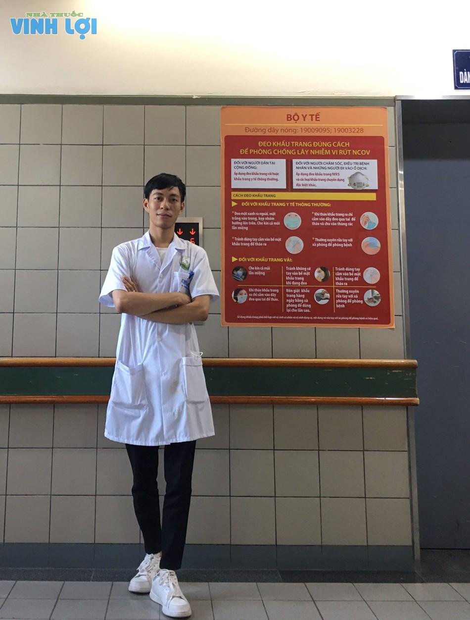 Dược sĩ Đức Duy