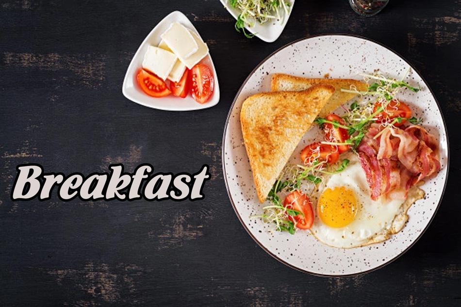 Bữa sáng là bữa ăn quan trọng nhất trong ngày giúp cung cấp năng lượng, tăng cường sức khỏe