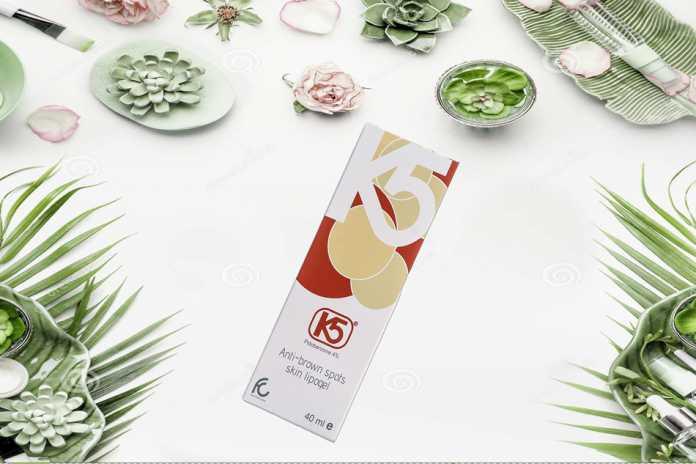 K5 lipogel sản phẩm làm đẹp