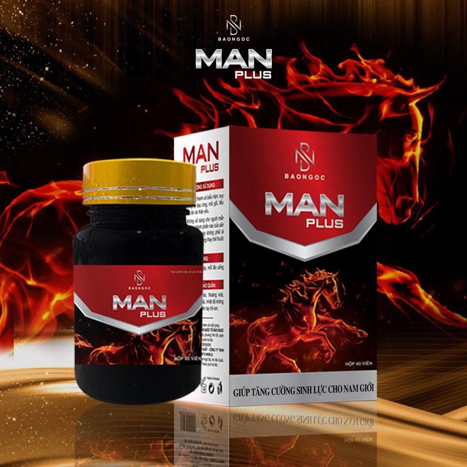 Manplus là thực phẩm chức năng dành cho phái mạnh