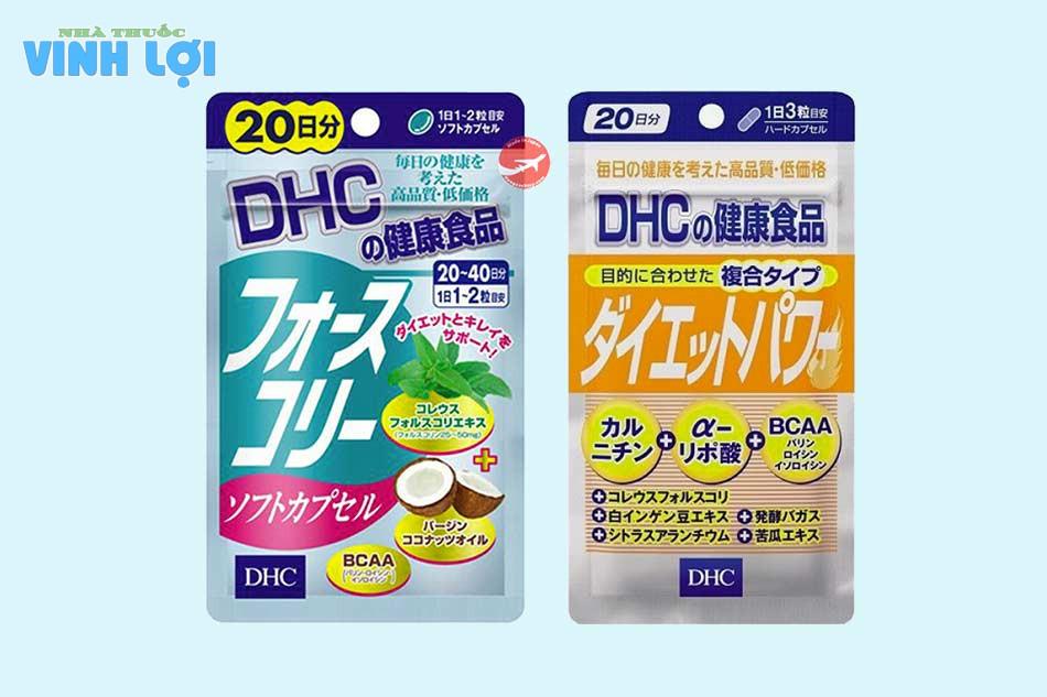 Thuốc giảm béo DHC của Nhật