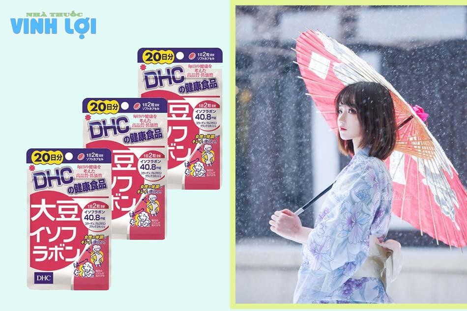Thuốc nội tiết tố nữ của Nhật DHC