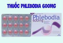 Thuốc Phlebodia 600mg