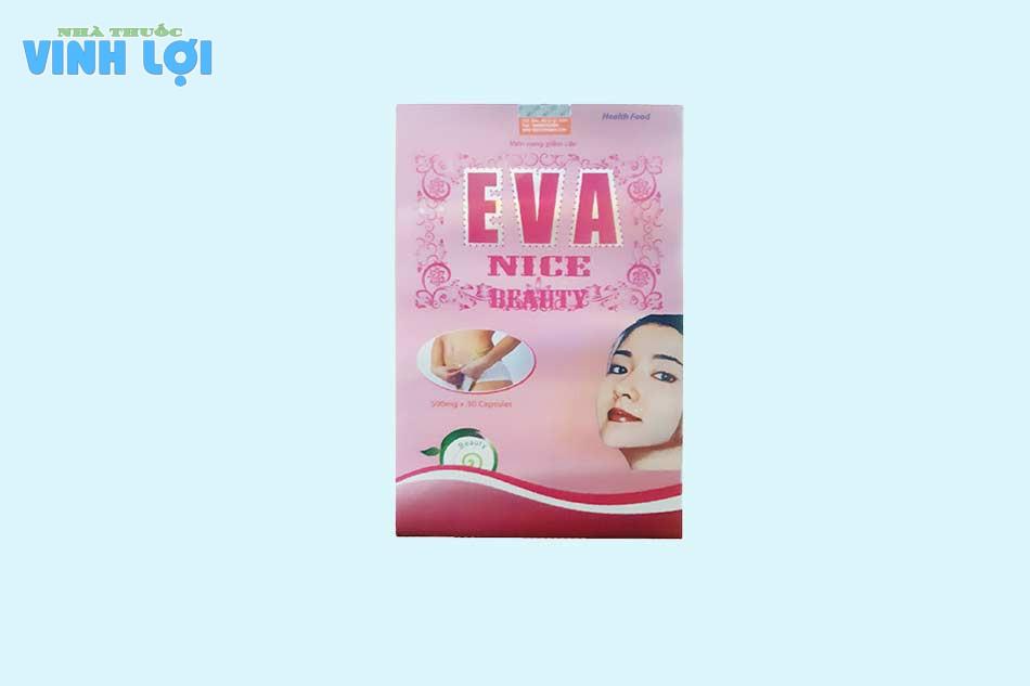 Viên uống giảm cân Eva Nice