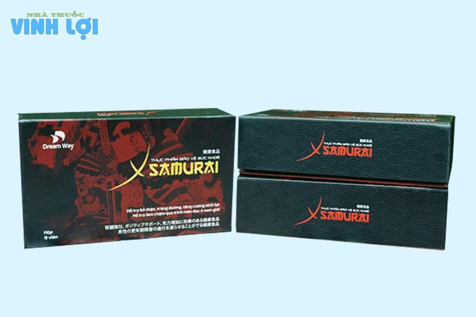 Hình ảnh hộp Xsamurai