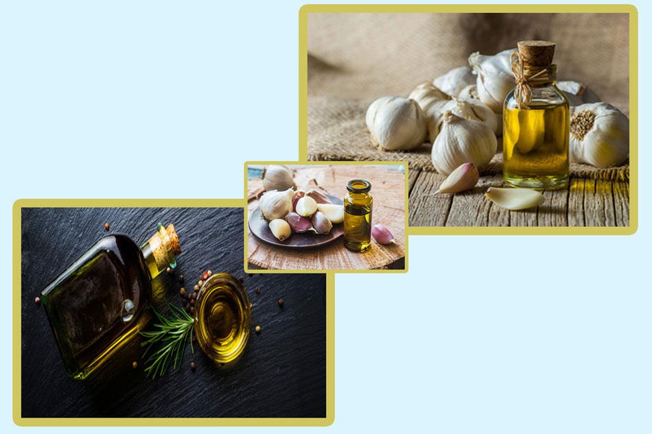 Tinh dầu tỏi đem lại hiệu quả trị mụn ẩn cao nhất