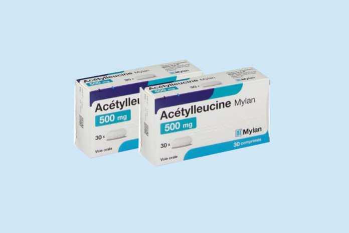 Acetyl leucine