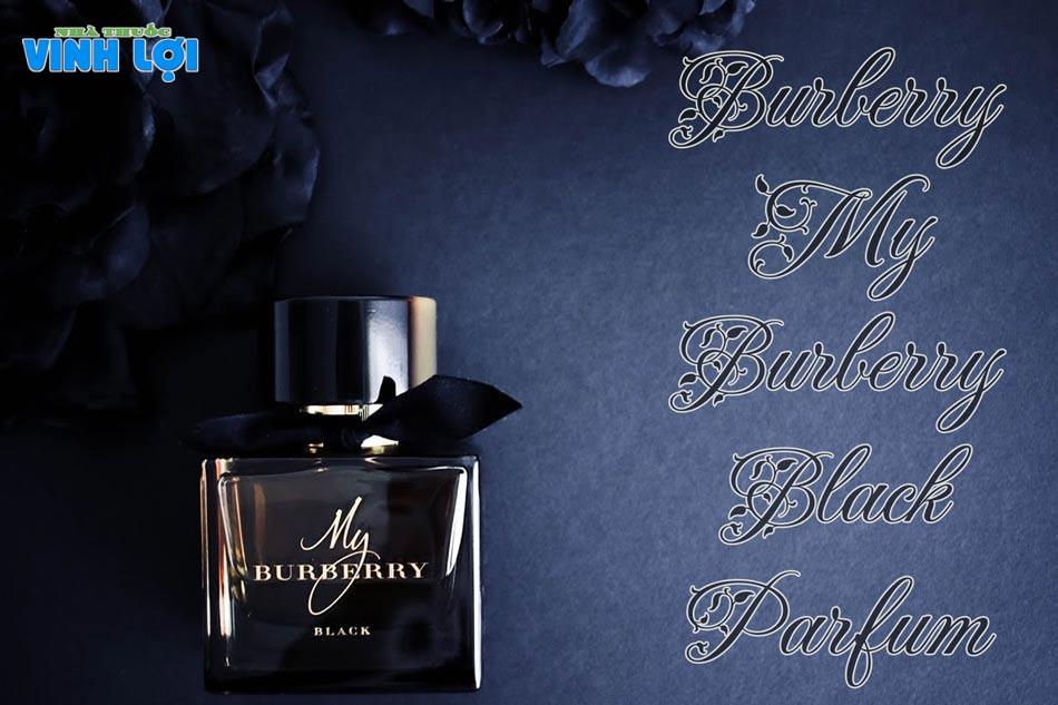 Nước Hoa Burberry My Burberry Black Parfum