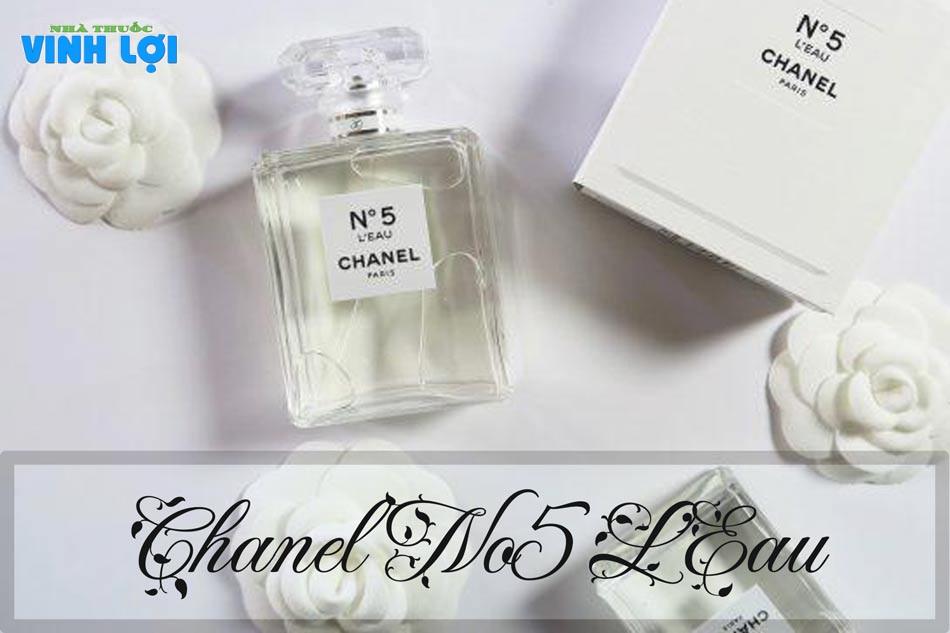Nước hoa nữ Chanel No5 L'Eau