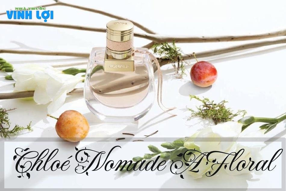 Chloé Nomade A Floral Chypre EDP, 75ml