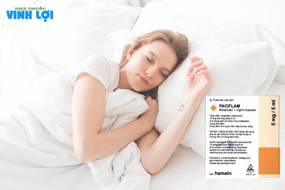 Công dụng của thuốc Paciflam