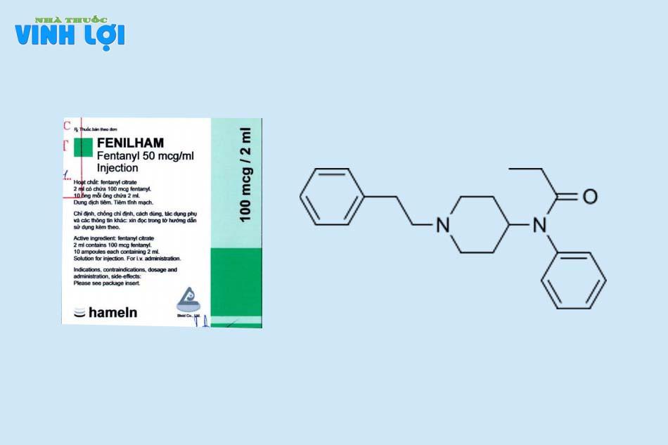 Thuốc fenilham là thuốc gì?