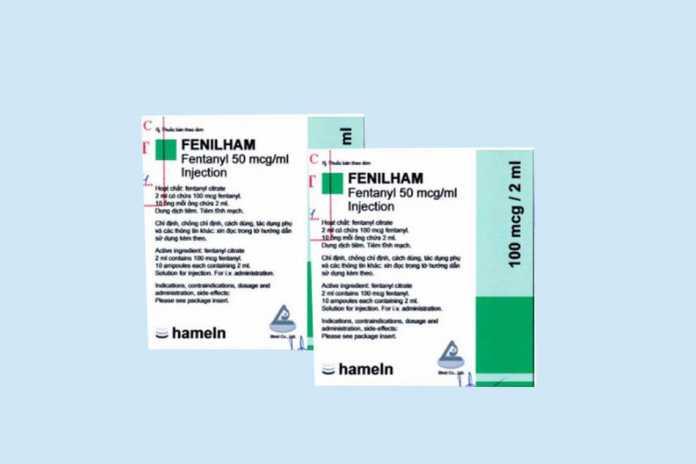 Thuốc Fenilham