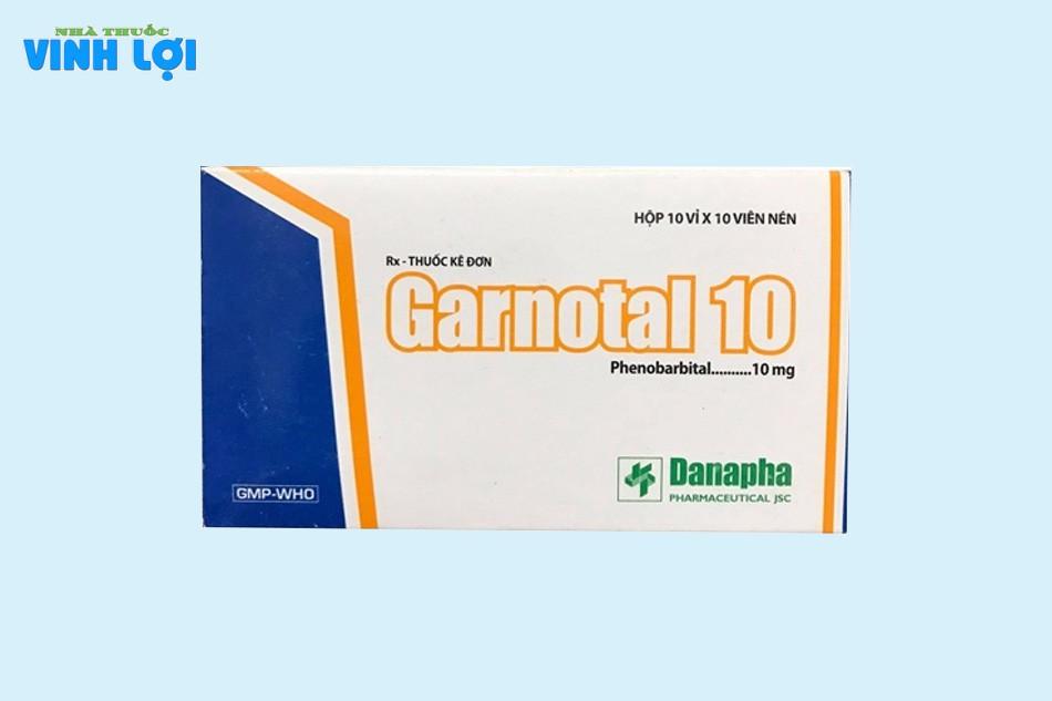 Giá bán của Garnotal