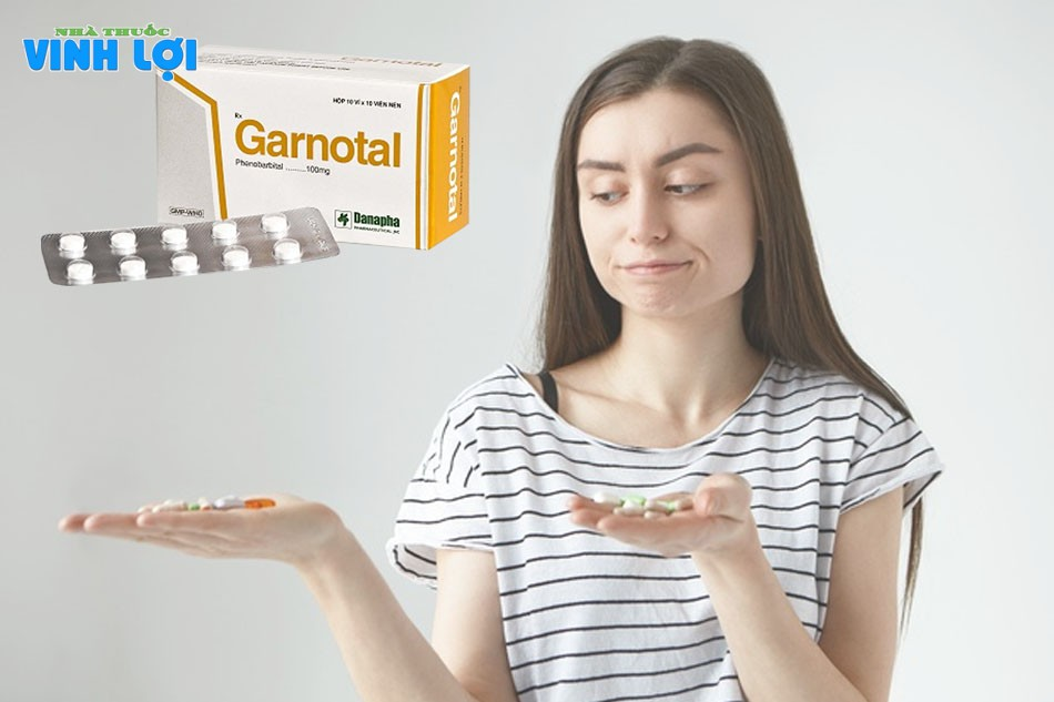Hướng dẫn sử dụng thuốc Garnotal