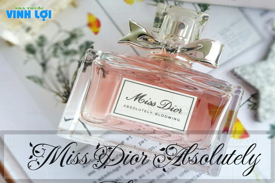 Miss Dior Absolutely Blooming 100ml