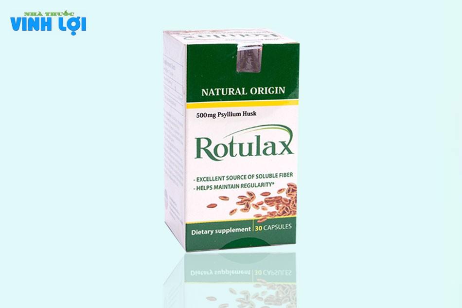 Đối tượng nào nên dùng Rotulax