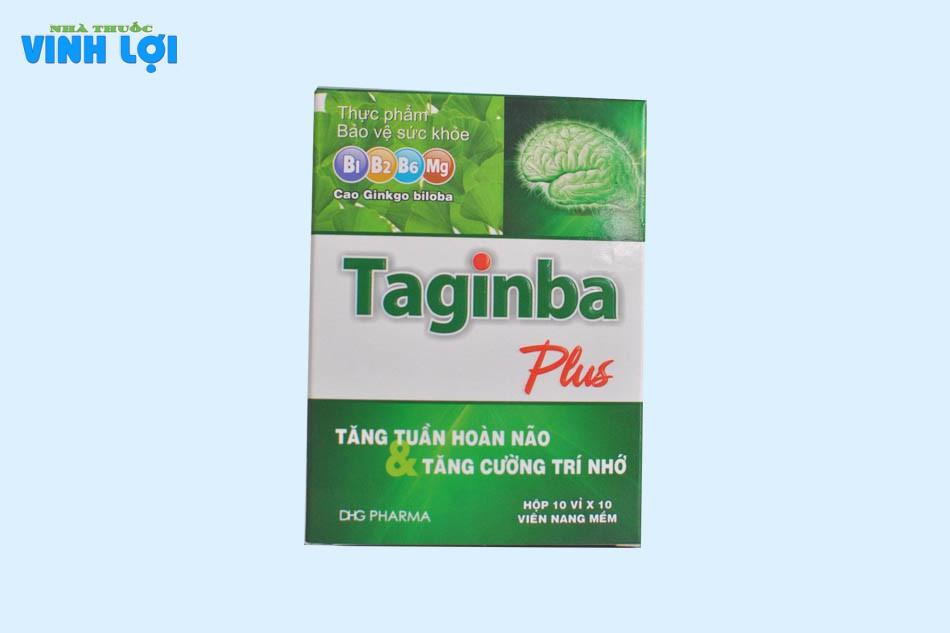 Taginba Plus là gì?