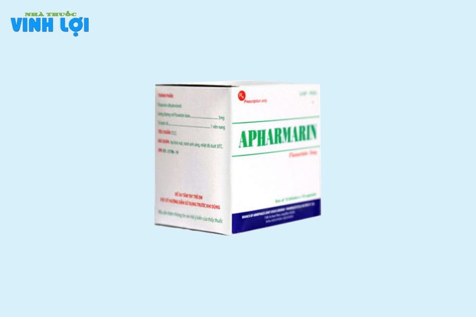 Thành phần của Apharmarin