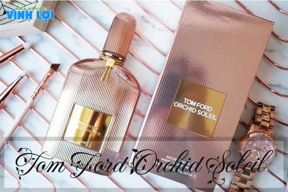 Tom Ford Orchid Soleil EDP, 100ml