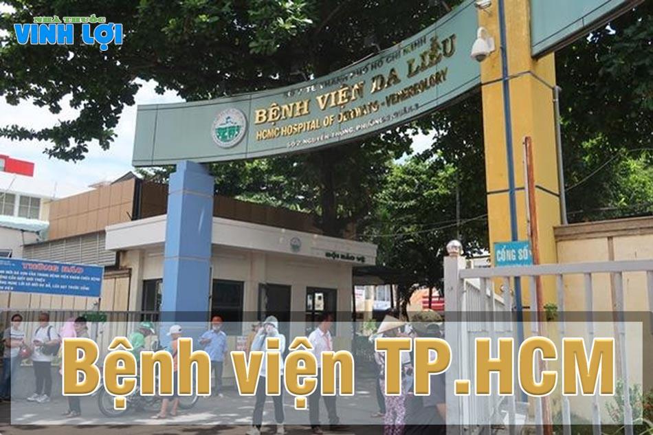 Các phương pháp trị sẹo rỗ tại bệnh viện da liễu thành phố Hồ Chí Minh