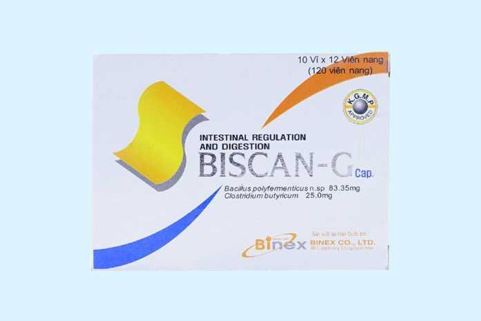 Thuốc Biscan-G