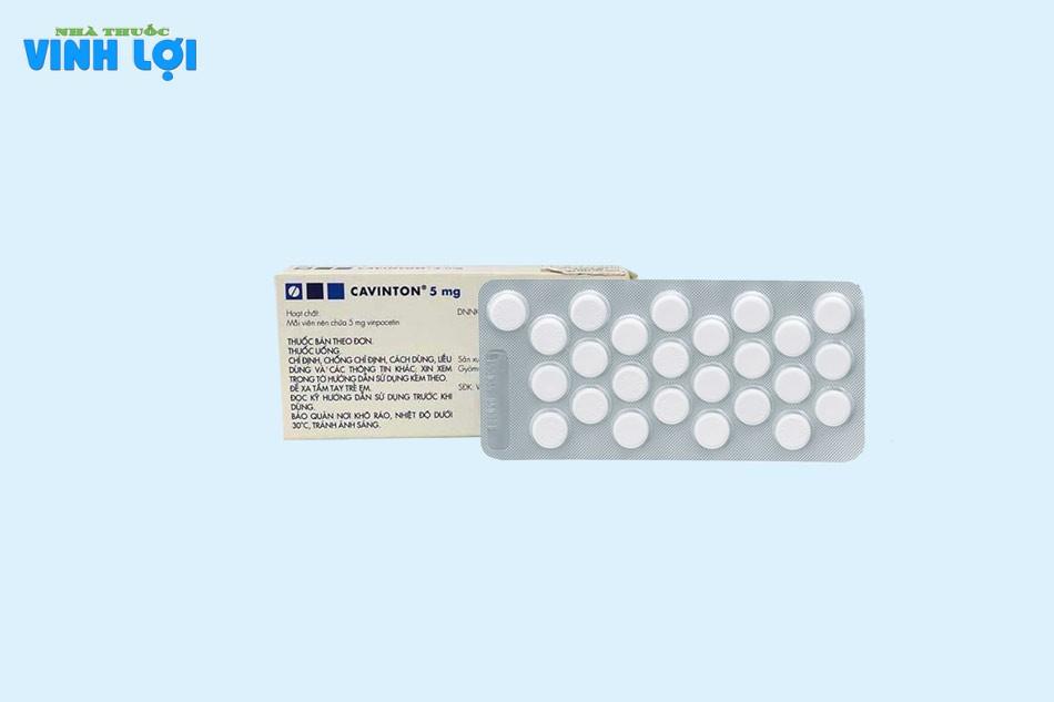 Công dụng và chỉ định thuốc